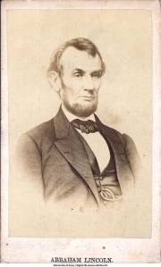 Older Abraham Lincoln, 1860s
