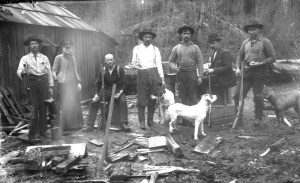 Early Snohomish County Settlers