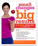 "Book cover for ""Small Changes Big Results"""