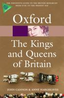 Kings and Queens of Britian