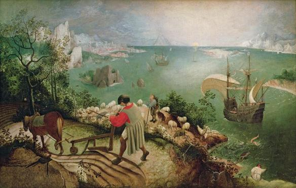 landscape-with-the-fall-of-icarus-pieter-the-elder-bruegel