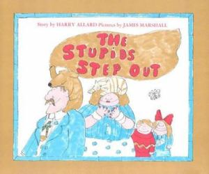 The Stupids Step Out cover