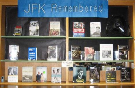 JFK Display