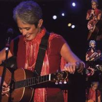 Cover image for Joan Baez Bowery Songs
