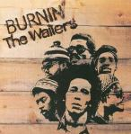 Cover image from The Wailers Burnin'