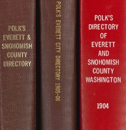 Photograph of Polk City Directories