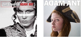 Adam Ant covers