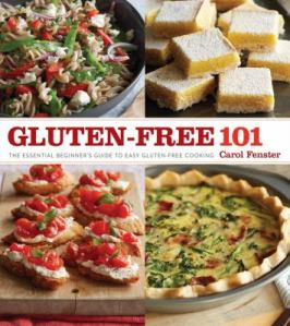 Cover image from Gluten Free 101
