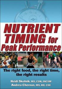 Nutrient Timing for Peak Performance cover