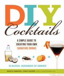 Cover image of DIY Cocktails