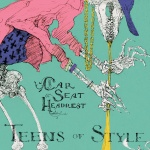 Car Seat Headrest cover