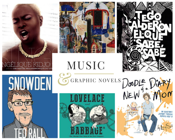 Music and graphic novels