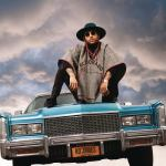 Cover from Ro James's album Eldorado